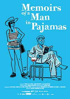 Cartel de Memorias de un hombre en pijama