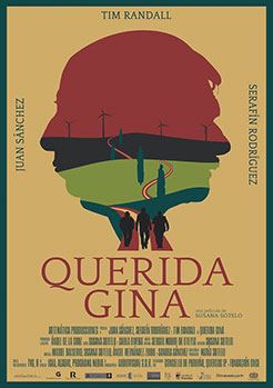 Cartel de querida gina